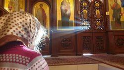 20 декабря - Великое освящение храма свт. Николая Мирликийского в Кувекино